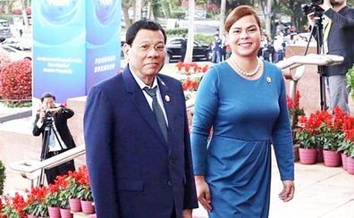 La digna hija de su padre: así es la sucesora del tirano de Filipinas