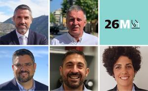 Entrevistas a los candidatos a la Alcaldía de Mijas en las elecciones municipales del 26M