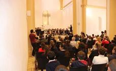 Rehabilitan la antigua capilla del colegio Fernando de los Ríos