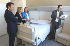 El hospital Quirónsalud Marbella inaugura una nueva planta de hospitalización dotada con tecnología digital