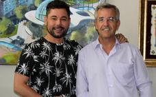 Miguel Poveda será el pregonero de la Feria de Estepona el 2 de julio