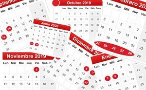 El curso 2019/20 comenzará el 10 de septiembre en Primaria y el 16, en ESO y Bachillerato