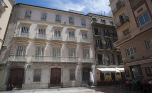 Proyectan un hostal en un palacete abandonado de la plaza de Mitjana