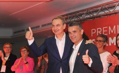Zapatero pide el voto para Bernal por su preocupación por la Marbella de los trabajadores