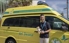 Juan Carlos Miranda: «Ningún enfermo debería morir solo en la observación de unas urgencias hospitalarias»