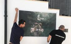 El arte de Ana Becerra sale a la calle