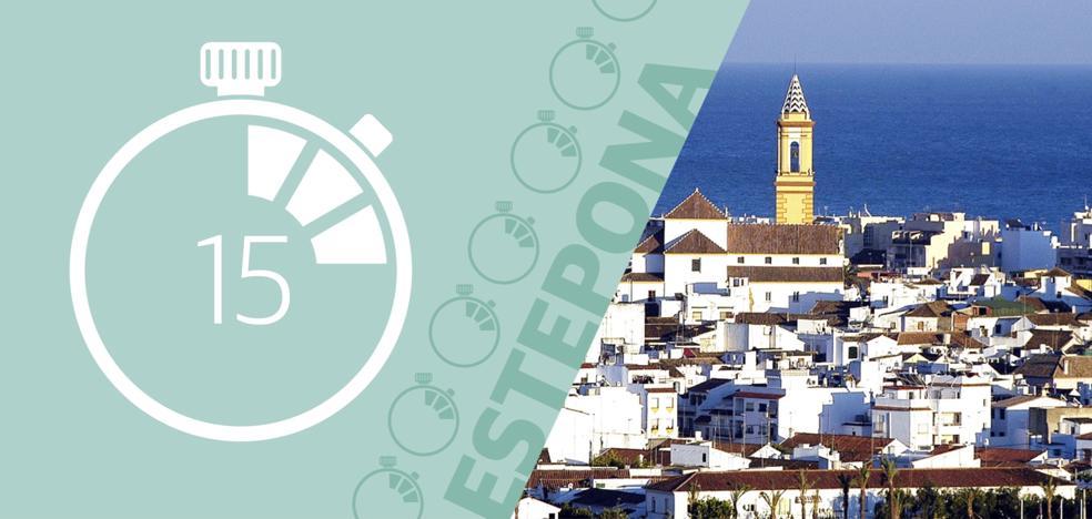 Los candidatos a la Alcaldía de Estepona explican sus ideas en el Whatsapp de SUR