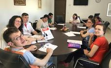 El grupo Asprofácil valida siete programas electorales en Ronda