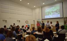 Los representantes de la agricultura ecológica se dan cita en Pizarra