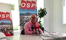 OSP critica la falta de propuestas para San Pedro del resto de formaciones políticas
