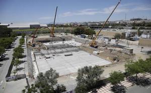 Construyen una residencia de estudiantes junto a la ronda oeste