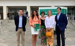 La Junta anuncia un refuerzo en los juzgados para la lucha contra la violencia de género en Málaga