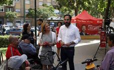 Pérez apela a la movilización en su último mensaje de campaña: «Si no vamos a votar, las derechas pactarán»
