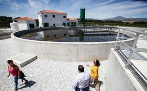 La Junta despeja el camino para que las aguas residuales de Coín lleguen a la nueva depuradora