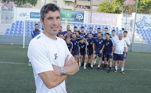 Juanfran Funes recupera la sonrisa con El Palo