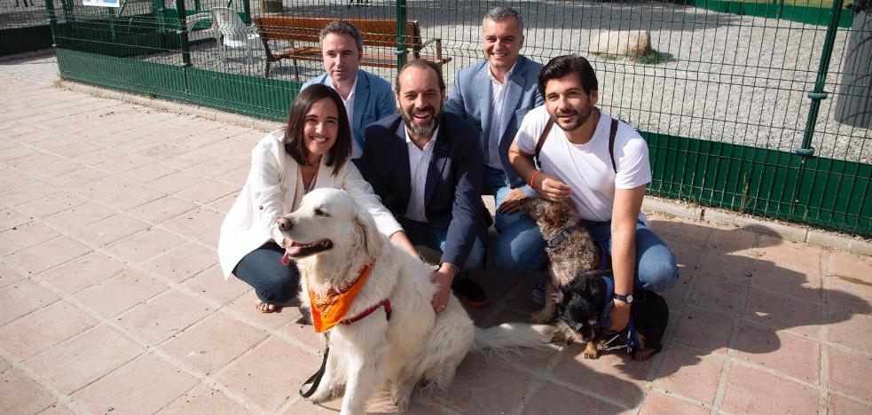 Cs quiere avanzar hacia el sacrificio cero y cuatro nuevos parques caninos