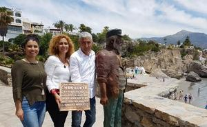 Chanquete regresa a Nerja