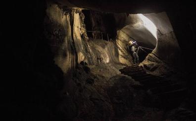 La Cueva de la Pileta que no se ve