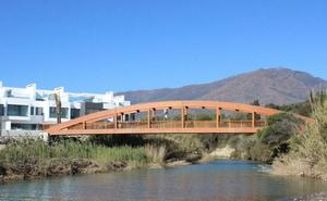 La Junta autoriza la ejecución del tramo de la Senda Litoral en Riviera Andaluza
