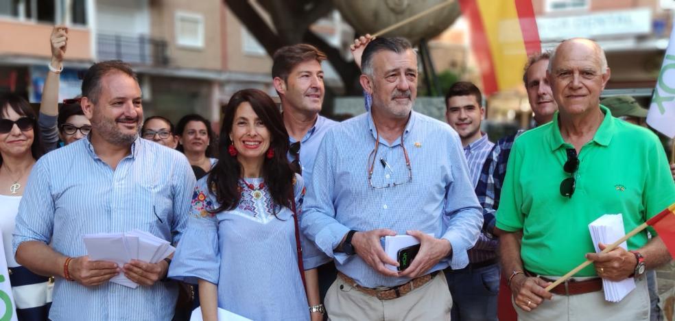 Lara: «Estamos contentos con la campaña; ha sido limpia y austera»