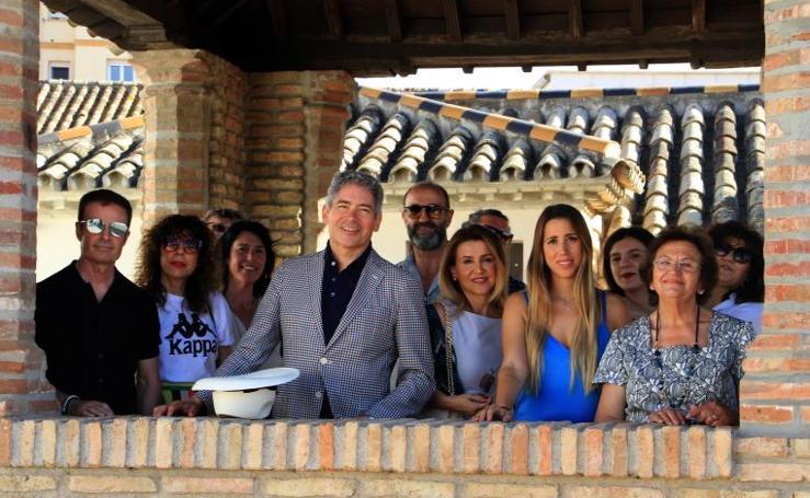 RoutArt celebra en Málaga su primera visita con Boris Izaguirre como maestro de ceremonias