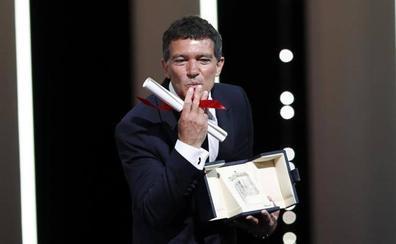 Antonio Banderas, mejor actor en el 72 Festival de Cannes