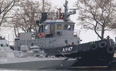 Moscú tacha de «ilegítimo» el fallo de la Justicia Internacional que insta a Rusia a liberar a los marineros ucranianos apresados