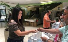María Cortés: «Quiero aportar mi granito de arena para mejorar las cosas»