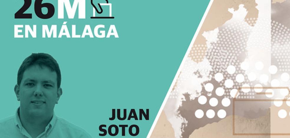 El periodista de SUR Juan Soto analiza la evolución de la jornada electoral del 26M en Málaga