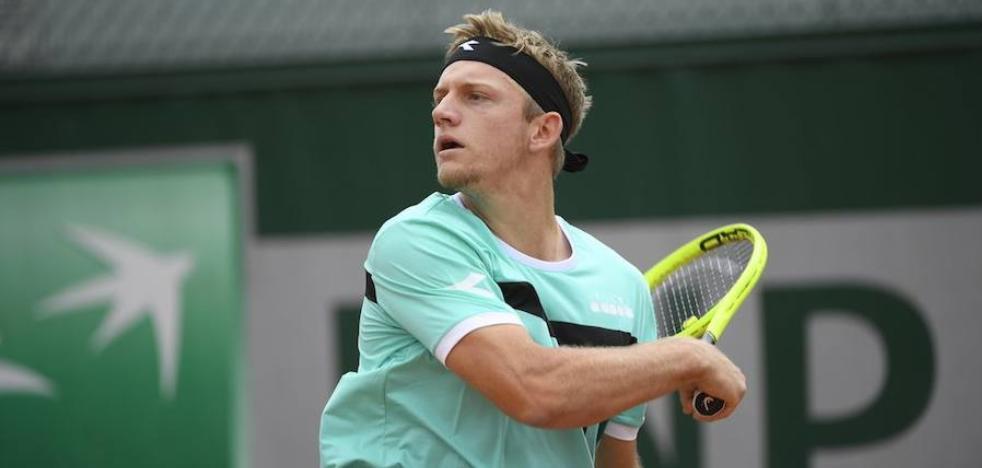 Davidovich accede al cuadro de Roland Garros como 'lucky loser'