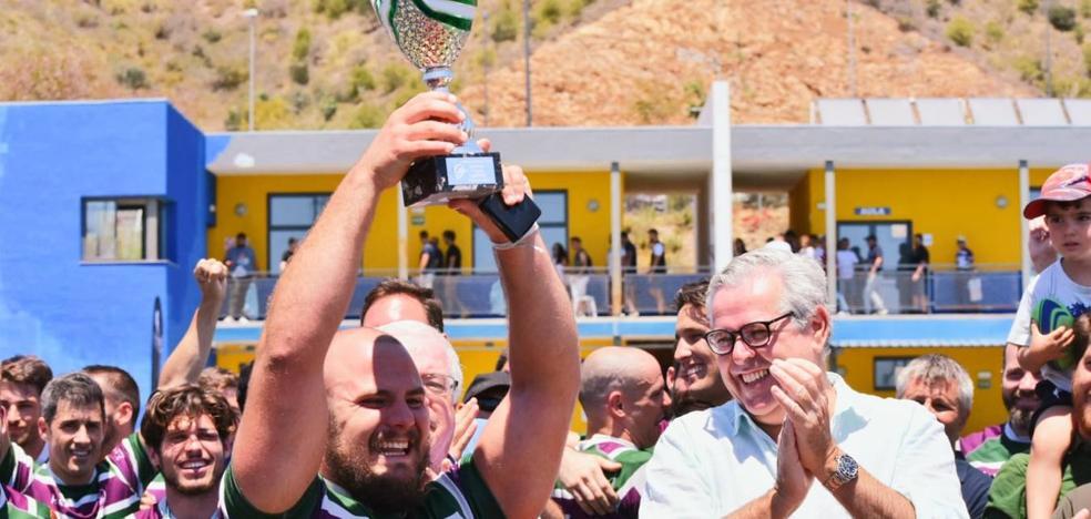 El CR Málaga sube a División de Honor B
