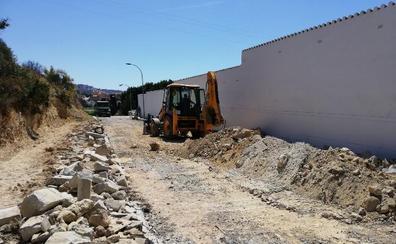 Iniciadas las obras de ampliación del cementerio de Rincón con 400 nuevos nichos
