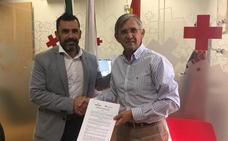 Mercadona refuerza la atención de Cruz Roja a personas en riesgo de exclusión social en Málaga