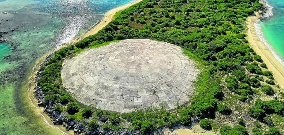 El atolón de Runit: la perla radiactiva del Pacífico