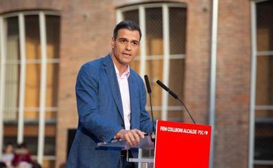 Sánchez redobla la presión sobre Cs para amarrar poder territorial
