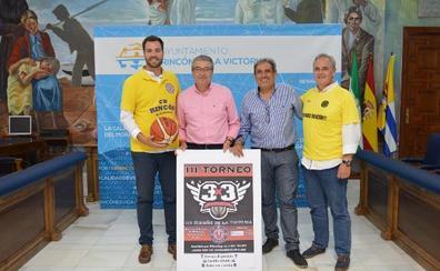 Rincón de la Victoria celebra el III Torneo 3x3 Escolar de Baloncesto