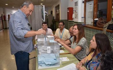Los cuatro distritos de Marbella registraron victorias del PP y crecimiento del PSOE