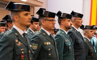 La Guardia Civil celebra su 175 aniversario con el rescate de Julen en la memoria