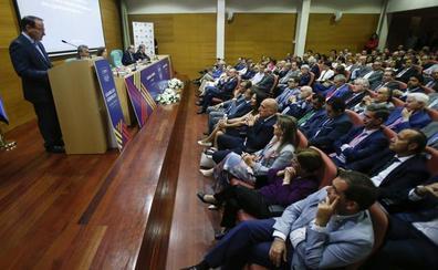 González de Lara pide afrontar «con decisión» la estabilidad política