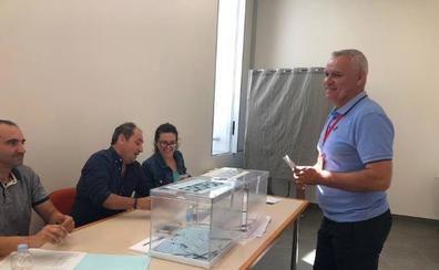 Los concejales electos del PSOE de Casares presentan su dimisión en bloque