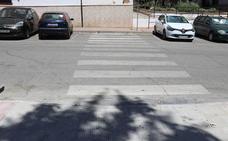 Fotodenuncia: Pasos de peatones poco accesibles