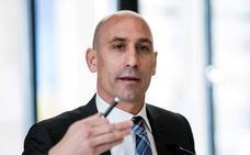 Rubiales, vicepresidente de la UEFA