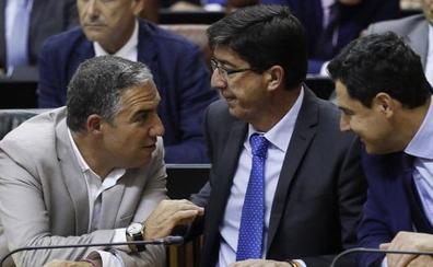 Satisfacción general por el acuerdo con la discordancia de Adelante Andalucía