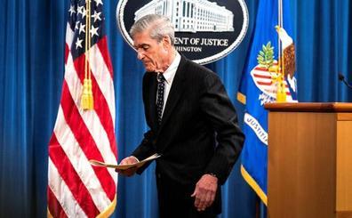 El fiscal Mueller rompe su silencio para empujar hacia el 'impeachment' de Trump