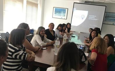 La asociación de mujeres del sector pesquero quiere consolidarse y seguir captando socias