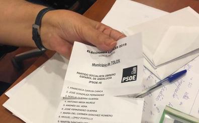 La Junta Electoral mantiene la nulidad del voto de Tolox y la alcaldía se sorteará hoy