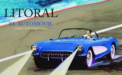 'Litoral' aprieta el acelerador en un nuevo número que conduce entre la poesía y el arte de los coches