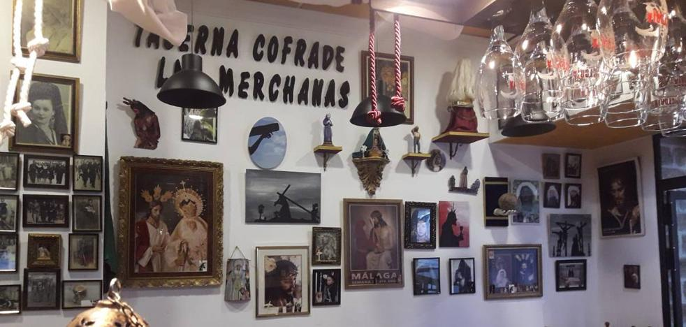Las Merchanas abre su cuarta taberna cofrade en Nueva Málaga