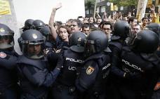 La Fiscalía detalla 404 incidentes para apuntalar la rebelión del procés
