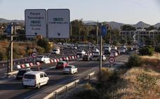 Los nuevos accesos al PTA ahorrarán 55 horas al año a los conductores, según la Junta